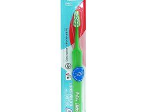 Tepe Select Extra Soft Οδοντόβουρτσα Πολύ Μαλακή για Αποτελεσματικό Καθαρισμό & Προστασία των Ούλων 1 Τεμάχιο – λαχανί