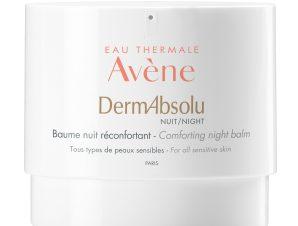 Avene DermAbsolu Baume Nuit Reconfortant Βάλσαμο Νύχτας, Φροντίδα Πυκνότητας & Ζωτικότητας της Ευαίσθητης Επιδερμίδας 40ml