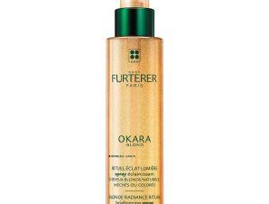 Rene Furterer Okara Blond Rituel Eclat Lumiere Spray Φροντίδα Λάμψης Χωρίς Ξέπλυμα στα Ξανθά Μαλλιά 150ml