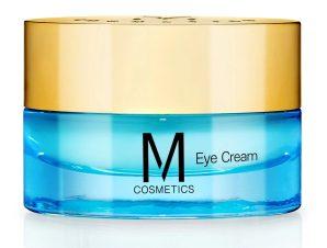 M Cosmetics Eye Cream Κρέμα Ματιών Ολοκληρωμένης Αντιρυτιδικής & Συσφικτικής Δράσης 15ml