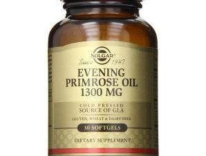 Solgar Evening Primrose Oil softgels – 1300mg 30softgels