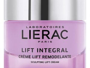 Lierac Lift Integral Creme Lift Remodelante Κρέμα Αντιγήρανσης, Σύσφιξης & Επανασμίλευσης για Κανονική – Ξηρή Επιδερμίδα 50ml