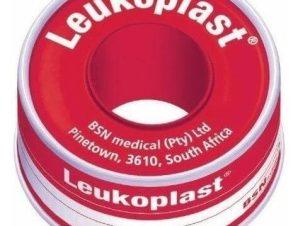 BSN Medical Leukoplast Αυτοκόλλητη Υποαλλεργική Επιδεσμική Ταινία 2,5cm x 4,6m