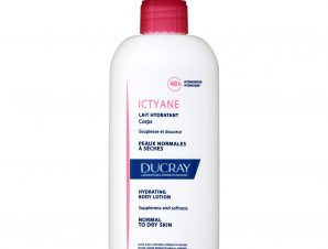 Ducray Ictyane Lait Hydratant Corps Normal to Dry Skin Ενυδατικό Γαλάκτωμα Σώματος Κανονικό προς Ξηρό Δέρμα 400ml