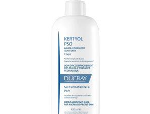 Ducray Kertyol P.S.O.Daily Hydrating Balm Ενυδατικό Βάλσαμο Σώματος Συμπληρωματική Φροντίδα για το Δέρμα με Τάση Ψωρίασης400ml