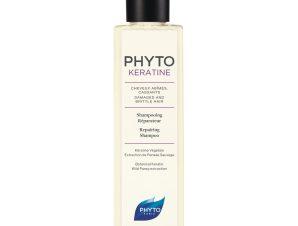 Phyto Phytokératine Repairing Shampoo Σαμπουάν Επανόρθωσης για Κατεστραμμένα & Εύθραυστα Μαλλιά 250ml
