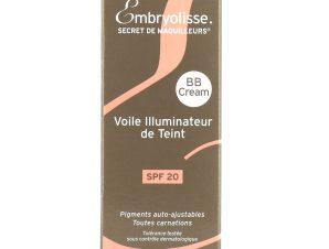 Embryolisse Complexion Illuminating Veil BB Cream Spf20 Προϊόν Περιποίησης & Μακιγιάζ για Λαμπερή Επιδερμίδα 30ml