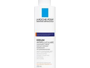 La Roche-Posay Kerium Creme Shampoo Sec Κατά της Πυτιρίδας για Ξηρά Μαλλια 200ml
