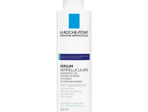 La Roche-Posay Kerium Gel Shampoo Σαμπουάν Κατά της Πυτιρίδας για Λιπαρά Μαλλιά 200ml