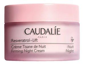 Caudalie Resveratrol Lift Firming Night Cream Αναζωογονητική Νυχτερινή Περιποίηση Λείανσης για ένα Ξύπνημα Ομορφιάς 50ml