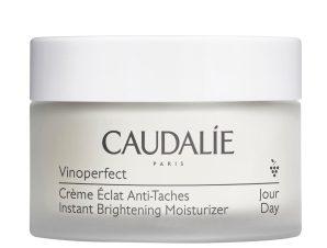 Caudalie Vinoperfect Instant Brightening Moisturizer Κρέμα Ημέρας Άμεσης Λάμψης & Ομοιόμορφη Όψη για Κάθε Τύπο Δέρματος 50ml