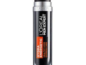 L'oreal Paris Men Expert Hydra Energetic Healthy Look Express Care Gel με Πολύ Ελαφρύ Χρώμα για Άμεσο Φυσικό Αποτέλεσμα 50ml