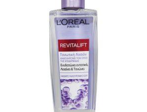L'oreal Paris Revitalift Filler Τονωτική Λοσιόν Προσώπου με Υαλουρονικό Οξύ 200ml