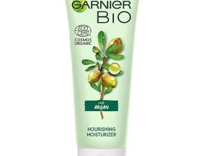 Garnier Bio Rich Argan Nourishing Moisturizer Ενυδατική Κρέμα Προσώπου για Θρέψη στις Ξηρές Επιδερμίδες με Έλαιο Argan 50ml