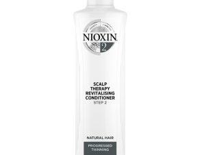 Nioxin Scalp Therapy Revitalizing Conditioner System 2 Step 2 Μαλακτική Κρέμα για Φυσικά Μαλλιά με Εμφανή Αραίωση 300ml