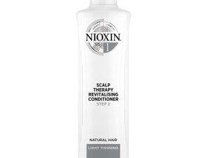 Nioxin Scalp Therapy Revitalizing Conditioner System 1 Step 2 Μαλακτική Κρέμα για Φυσικά Μαλλιά με Ελαφριά Αραίωση 300ml