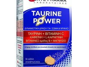 Forte Pharma Energie Taurine Power Τονωτικό Πλούσιο Σε Ταυρίνη 30 effer. tab