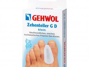 Gehwol Toe Divider G D Small Διαχωριστής Δακτύλων Ποδιού Μικρού Μεγέθους 3 Τεμάχια