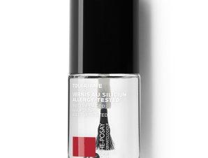 La Roche-Posay Toleriane Nail Polish Silicium Βερνίκι Νυχιών 6ml – 00 Top Coat