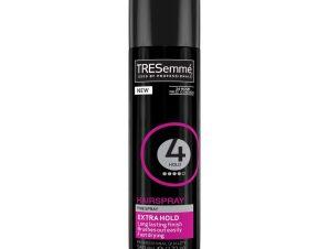 TRESemme Hairspray Extra Hold 4 Fine Spray Λακ για Δυνατό Κράτημα & Εντυπωσιακά Χτενίσματα που Διαρκούν 250ml