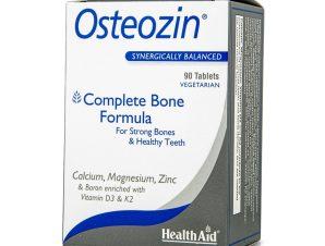 Health Aid Osteozin Φόρμουλα για την Υγεία των Οστών 90tabs