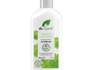 Dr Organic Organic Calendula Conditiner Αναζωογονητική & Καταπραϋντική Μαλακτική Κρέμα Μαλλιών με Καλέντουλα
