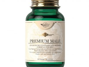 Sky Premium Life Premium Male Συμπλήρωμα Διατροφής, Προηγμένη Φόρμουλα Πολυβιταμινών & Μετάλλων για Άνδρες 60 Vegtabs
