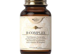 Sky Premium Life B-Complex Συμπλήρωμα Διατροφής με Σύμπλεγμα Βιταμινών B 60 tabs