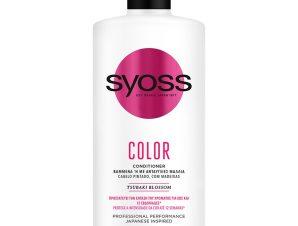 Syoss Color Conditioner Επαγγελματική Μαλακτική Κρέμα για Βαμμένα με Ανταύγειες Μαλλιά 440ml