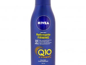 Nivea Firming Q10 Plus Vitamin C Γαλάκτωμα Σύσφιξης Σώματος με Q10 & Βιταμίνη C για Ξηρές Επιδερμίδες 250ml σε Ειδική Τιμή