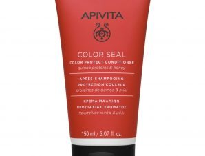 Apivita Color Seal Protect Conditioner with Quinoa Proteins & Honey Κρέμα Μαλλιών Προστασίας Χρώματος 150ml
