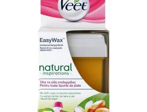 Veet EasyWax Natural Inspirations Ανταλλακτικό για Πόδια και Χέρια 50ml