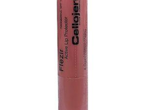 Cellojen Flezir Lip Protector Spf15 Εντατική Προστασία για Κατεστραμμένα, Αφυδατωμένα, Σκασμένα Χείλη 4gr – Tangerine