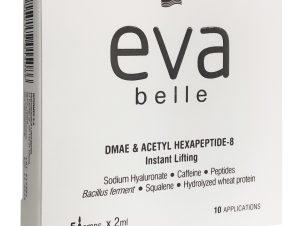 Eva Belle DMAE & Acetyl Hexapeptide-8 Instant Lifting Αμπούλες για Άμεση Σύσφιξη & Αντιρυτιδική Δράση 5 amps x 2ml
