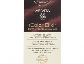 Apivita My Color Elixir Μόνιμη Βαφή Μαλλιών με Καινοτόμο Σύστημα Color Magnet που Σταθεροποιεί και Σφραγίζει το Χρώμα στην Τρίχα – N 6.65 ΕΝΤΟΝΟ ΚΟΚΚΙΝΟ