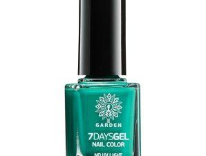 Garden 7 Days Gel Nail Color No UV Light Ημιμόνιμο Βερνίκι-Gel Πολύ Μεγάλης Διάρκειας 12ml – 19