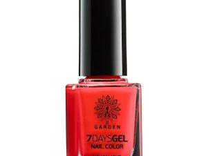 Garden Of Panthenols 7 Days Gel Nail Color No UV Light Ημιμόνιμο Βερνίκι-Gel Πολύ Μεγάλης Διάρκειας 12ml – 33