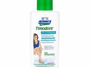 Dottor Ciccarelli Timodore Detergente Deodorante Υγρό Αποσμητικό Ποδόλουτρο 200ml