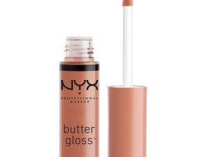 Nyx Lip Butter Gloss Βελούδινα Απαλό και Μεταξένιο 8ml – Madeleine