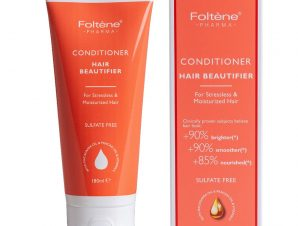 Foltene Pharma Hair Beautifier Conditioner Μαλακτική Κρέμα για να Ενυδατώνει να Θρέφει Όλους τους Τύπους Μαλλιών 180ml