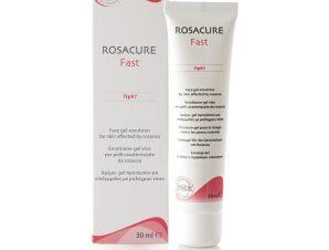Synchroline Rosacure Fast Cream – Gel Cream, Gel Προσώπου για Επιδερμίδες με Ροδόχρου Νόσο 30ml