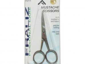 Fraliz F211 Mustache Scissors Ψαλίδι για Μουστάκι 1 Τεμάχιο