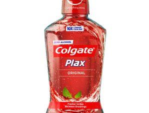 Colgate Plax Original Ήπιο Αντισηπτικό Στοματικό Διάλυμα με Φρεσκάδα που Διαρκεί 10 Φορές Περισσότερο 250ml