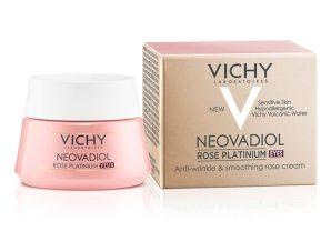 Vichy Neovadiol Rose Platinium Yeux Κρέμα Ματιών για Σακούλες & Ρυτίδες 15ml