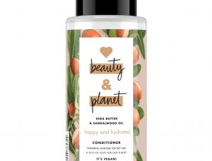 Love Beauty and Planet Shea Butter & Sandalwood Oil Conditioner για Ξηρά Μαλλιά 400ml