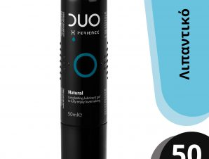 Duo Natural Gel Λιπαντικό 50ml