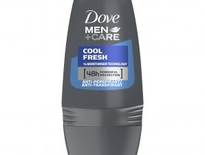 Dove Men Plus Care Cool Fresh Roll on Ανδρικό Αποσμητικό 48ωρης Προστασίας με Αναζωογονητικό 50ml