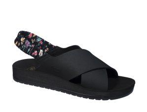 Scholl Shoes Ella Cross F278441004 Γυναικεία Ανατομικά Παπούτσια Χαρίζουν Σωστή Στάση & Φυσικό Χωρίς Πόνο Βάδισμα 1 Ζευγάρι – 39