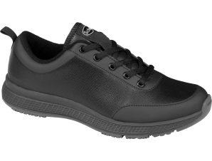 Scholl Shoes Energy Plus Μαύρο Ανδρικά Ανατομικά Παπούτσια, Χαρίζουν Σωστή Στάση & Φυσικό, Χωρίς Πόνο Βάδισμα 1 Ζευγάρι – 45