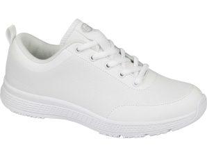 Scholl Shoes Energy Plus Λευκό Ανδρικά Ανατομικά Παπούτσια, Χαρίζουν Σωστή Στάση & Φυσικό, Χωρίς Πόνο Βάδισμα 1 Ζευγάρι – 45